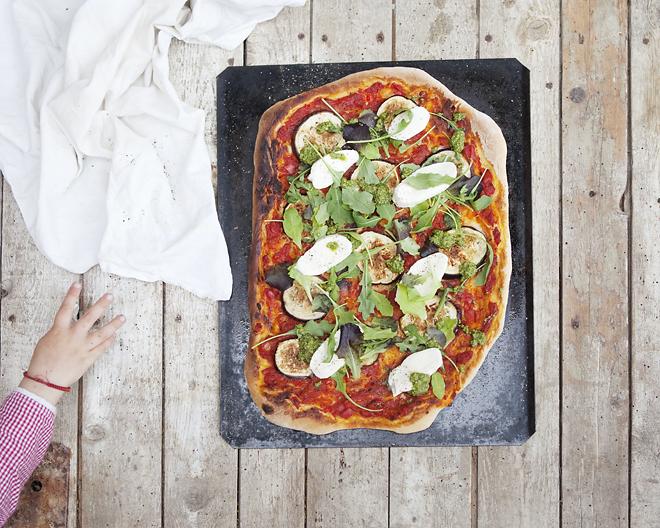 Återvinningsmat Pt III: Pizza och tomatsoppa