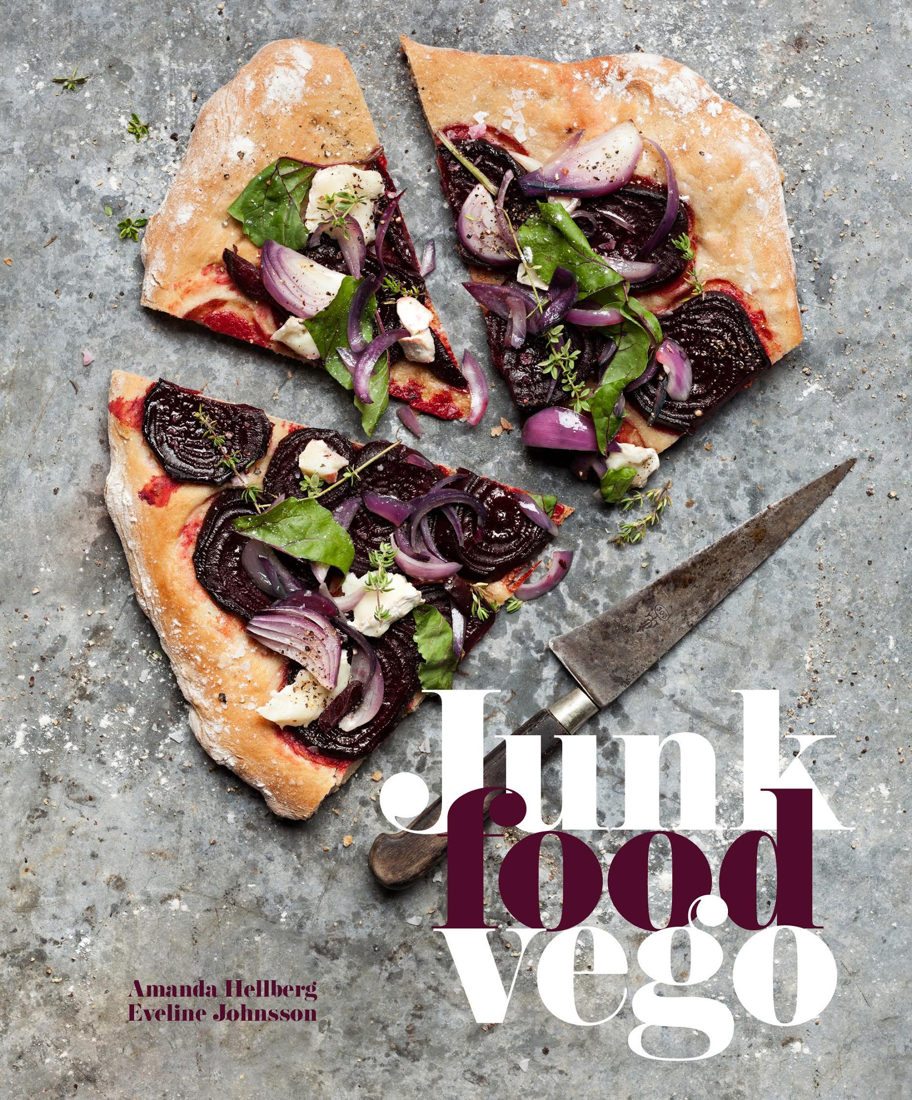 Junk food vego (2017, Kakao förlag)