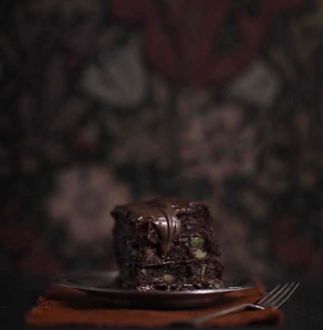 Grönsak + kaka